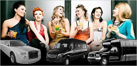 Bachelor Party Limo Rentals Sausalito