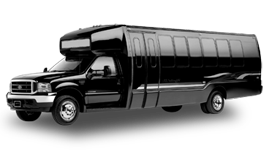 Rent 28 Passenger Party Bus In Sausalito
