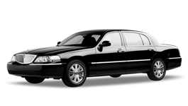 Rent Lincoln Town Car Sausalito