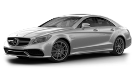 Rent Sausalito Mercedes CLS 63 AMG