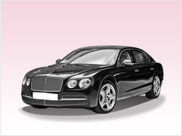 Sausalito Bentley Flying Spur Rentals