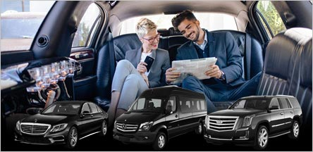 Sausalito Corporate Limousine Transportation Service