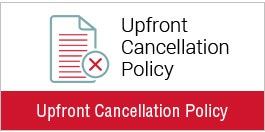 Sausalito Limo Upfront Cancellation Policy