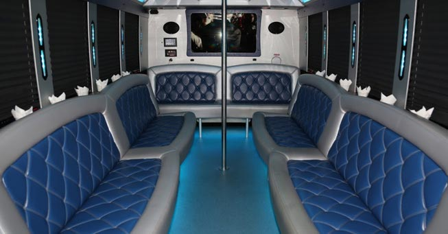 Sausalito 20 Passengers Party Bus