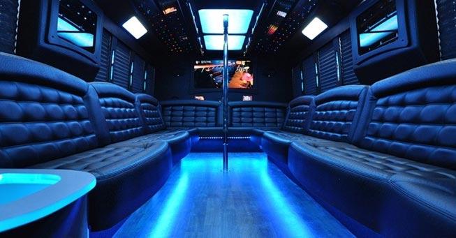 Sausalito 28 Passengers Party Bus