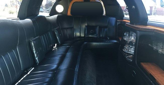 Sausalito 8 Passenger Stretch Limousine