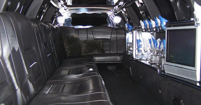 Sausalito Lincoln Stretch Limousine Service