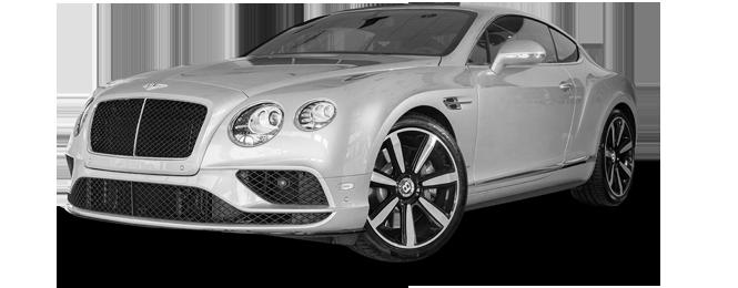 Sausalito Bentley Continental GT Exterior