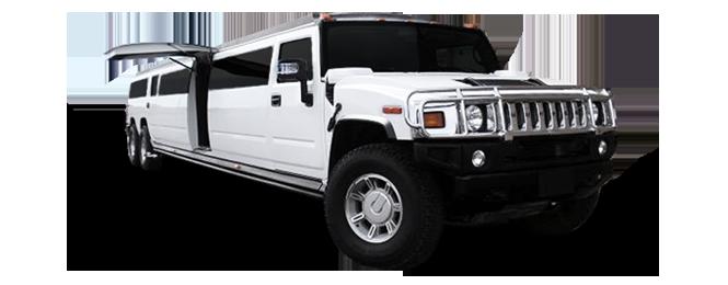 Sausalito Hummer Limousine Exterior