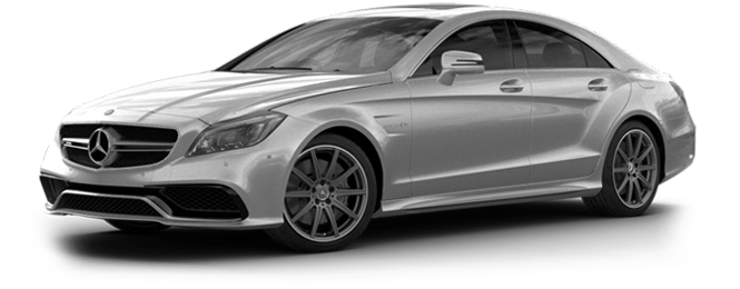 Sausalito Mercedes CLS 63 AMG Exterior