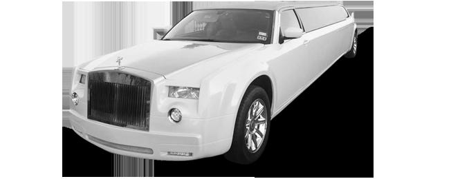 Sausalito Rolls Royce Limo Exterior