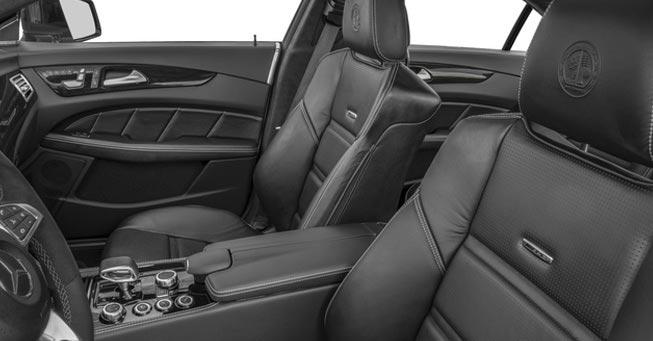 Sausalito Mercedes CLS 63 AMG Rear