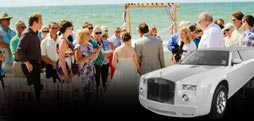 Wedding Limo Party Bus Rentals Sausalito